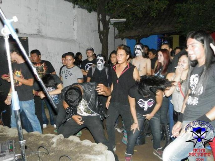 metal show nicaragua