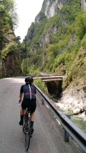Val Taleggio, our most beautiful ride that didn't require scaling a 6,000ft mountain